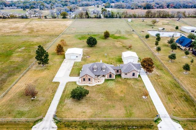 8101 County Road 2419, Royse City, TX 75189 (MLS #14476786) :: The Kimberly Davis Group