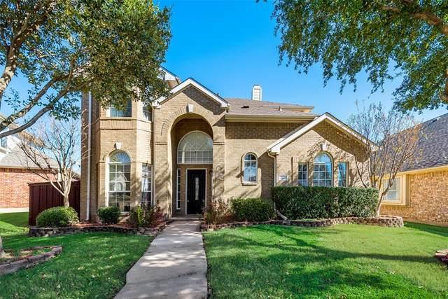503 Castleford Drive, Allen, TX 75013 (MLS #14476836) :: Premier Properties Group of Keller Williams Realty