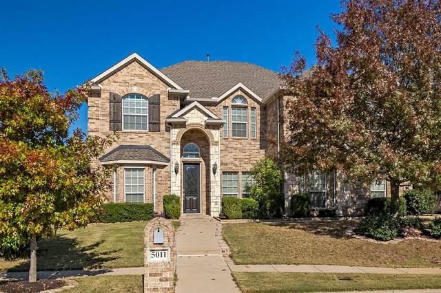 5011 Havenside Way, Mansfield, TX 76063 (MLS #14476862) :: The Hornburg Real Estate Group