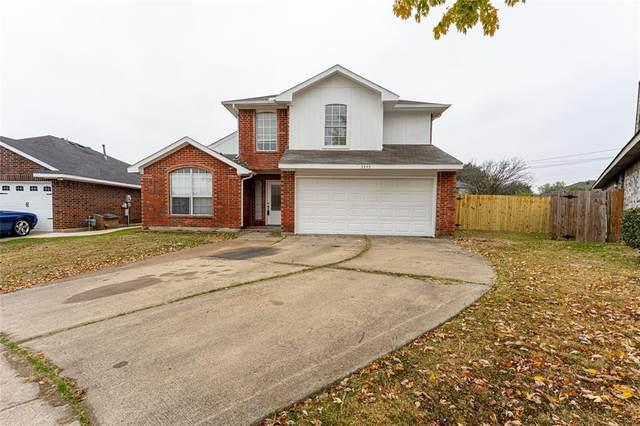 3345 Willouby Drive, Grand Prairie, TX 75052 (MLS #14476885) :: The Heyl Group at Keller Williams