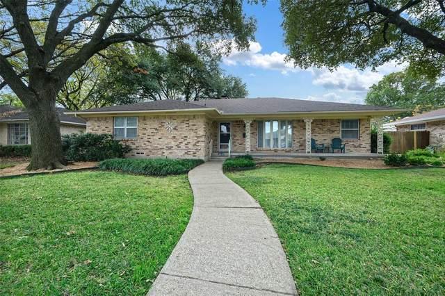2222 Babalos Lane, Dallas, TX 75228 (MLS #14476894) :: The Kimberly Davis Group