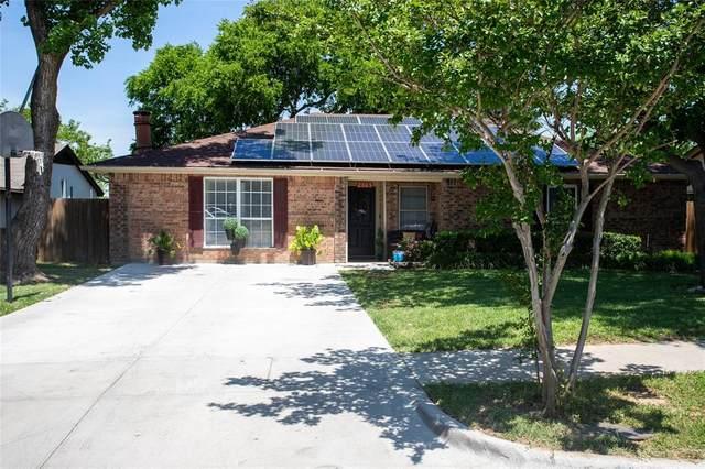 2805 Spiceberry Lane, Mesquite, TX 75149 (MLS #14476898) :: Post Oak Realty