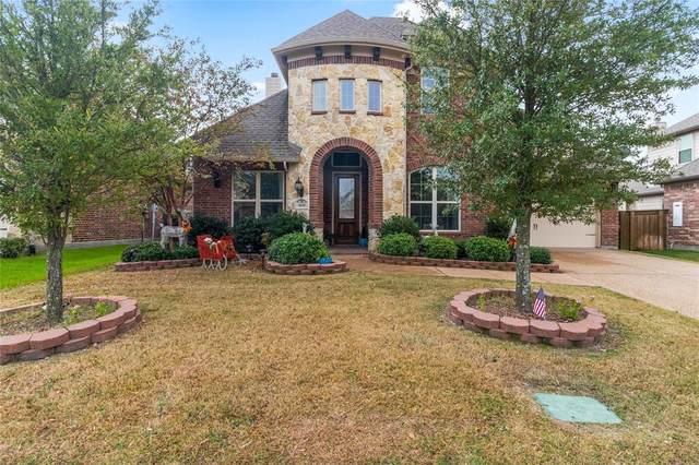 1040 Knoxbridge Road, Forney, TX 75126 (MLS #14476912) :: Premier Properties Group of Keller Williams Realty