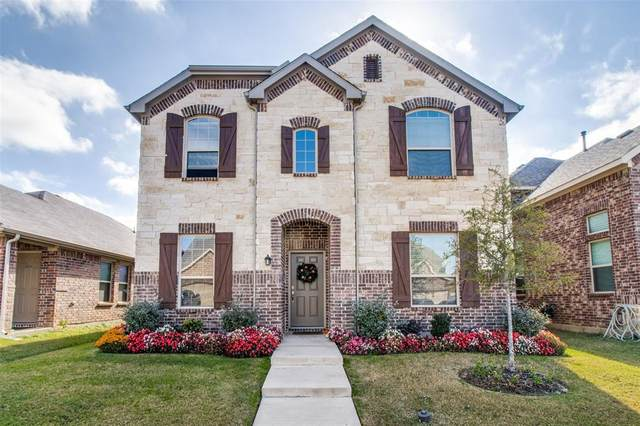 2408 Evening Stone Drive, Little Elm, TX 76227 (MLS #14476931) :: Real Estate By Design