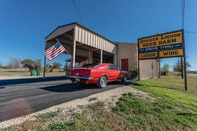 102 E Barry Street, Walnut Springs, TX 76690 (MLS #14476937) :: The Kimberly Davis Group