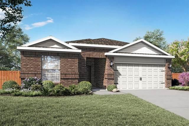 107 Bandana Circle, Newark, TX 76071 (MLS #14476945) :: The Mauelshagen Group