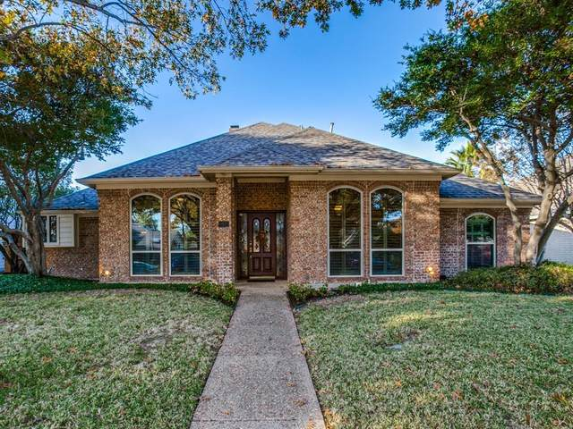 5927 Mapleshade Lane, Dallas, TX 75252 (MLS #14476947) :: Robbins Real Estate Group