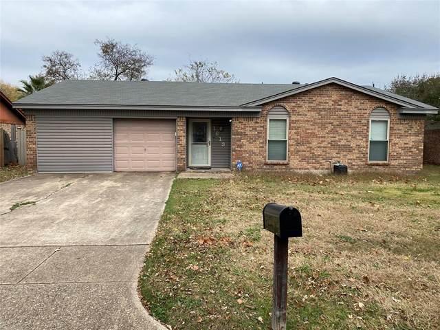 1613 Tobie Layne Street, Benbrook, TX 76126 (MLS #14476959) :: The Rhodes Team