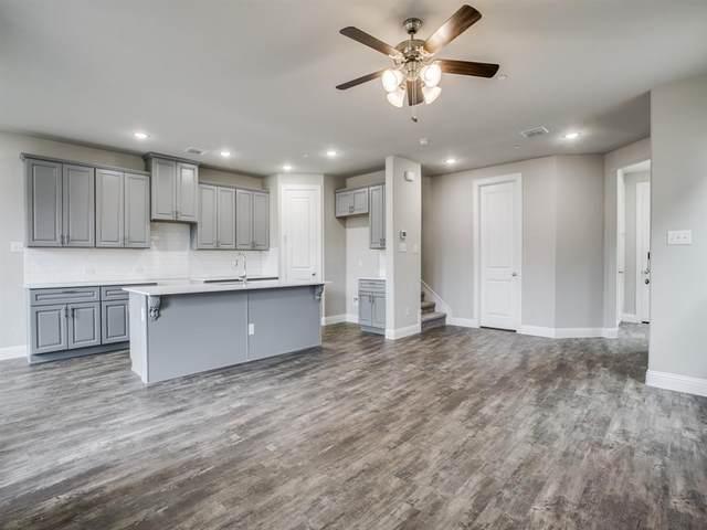 1036 Mj Brown Street, Allen, TX 75002 (MLS #14476967) :: The Mitchell Group
