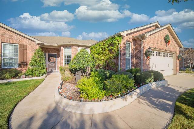 1046 Harbor Springs Drive, Frisco, TX 75036 (MLS #14476994) :: Real Estate By Design