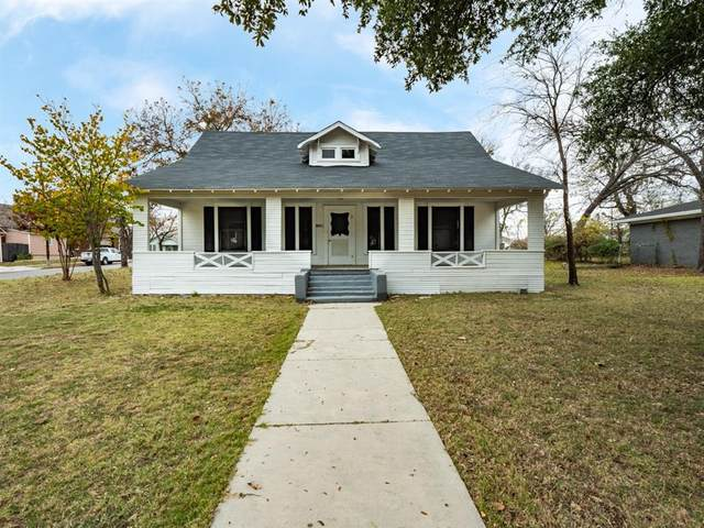 575 W Green Street, Stephenville, TX 76401 (MLS #14477001) :: Maegan Brest | Keller Williams Realty