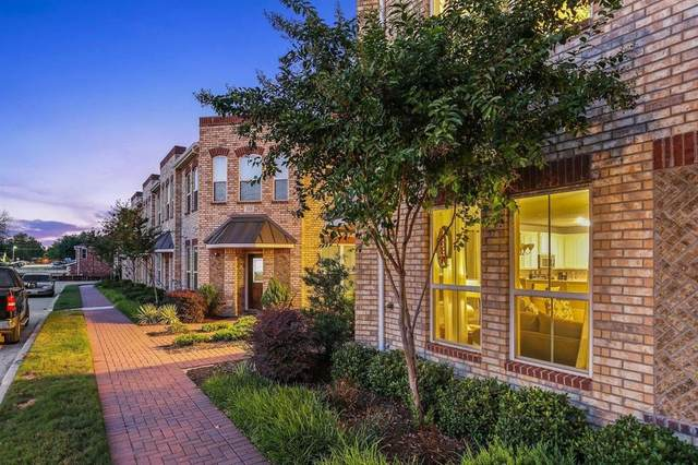 202 Emma Drive, Lewisville, TX 75057 (MLS #14477008) :: All Cities USA Realty