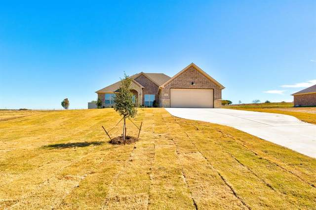 8724 Tucker Drive, Godley, TX 76044 (MLS #14477015) :: The Good Home Team