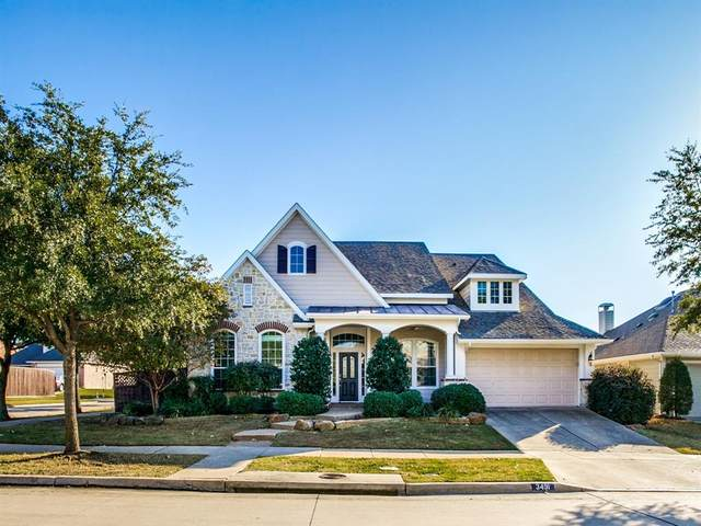 3491 Overhill Drive, Frisco, TX 75033 (MLS #14477049) :: The Heyl Group at Keller Williams