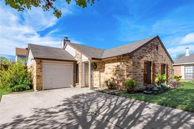 4422 Nervin Street, The Colony, TX 75056 (MLS #14477074) :: The Kimberly Davis Group