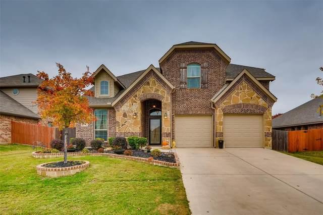 608 Ravenwood Drive, Saginaw, TX 76179 (MLS #14477081) :: The Tierny Jordan Network