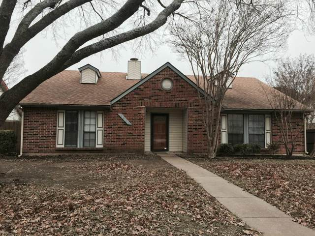 1420 Jabbet Drive, Plano, TX 75025 (MLS #14477097) :: Real Estate By Design