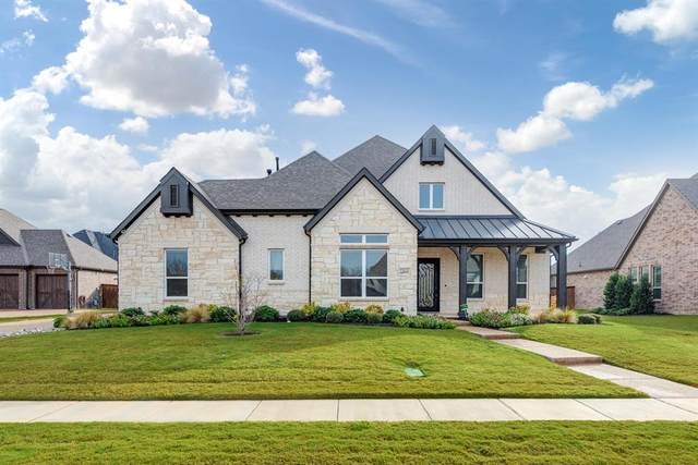 642 Sheldon Drive, Trophy Club, TX 76262 (MLS #14477114) :: The Kimberly Davis Group
