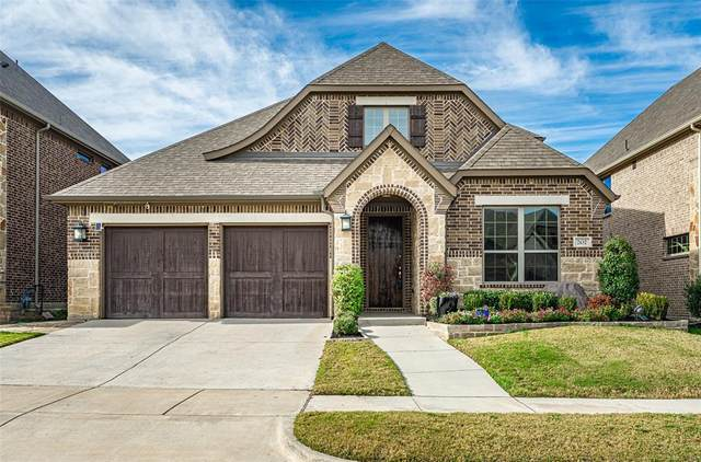2632 Walnut Creek Lane, The Colony, TX 75056 (MLS #14477115) :: The Kimberly Davis Group