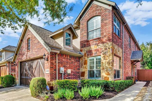 4809 Durham Drive, Plano, TX 75093 (MLS #14477128) :: Robbins Real Estate Group