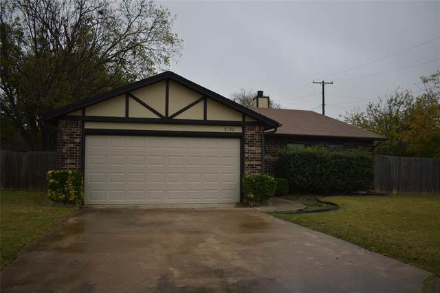 5100 Gentling Place, North Richland Hills, TX 76180 (MLS #14477158) :: The Hornburg Real Estate Group