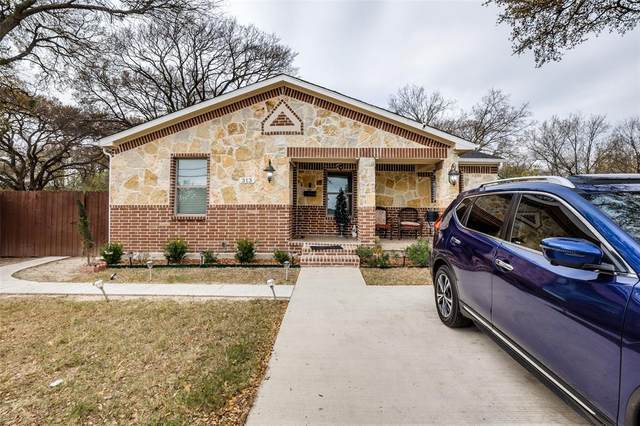 313 N Jim Miller Road, Dallas, TX 75217 (MLS #14477166) :: The Mauelshagen Group
