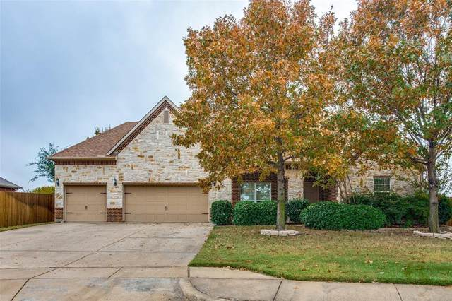 1216 Clairemont Lane, Burleson, TX 76028 (MLS #14477167) :: The Hornburg Real Estate Group