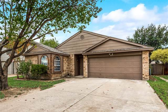 4616 Quarry Circle, Fort Worth, TX 76244 (MLS #14477172) :: Real Estate By Design