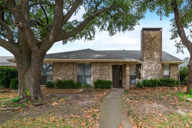 2929 Carnaby Lane, Garland, TX 75044 (MLS #14477179) :: Hargrove Realty Group