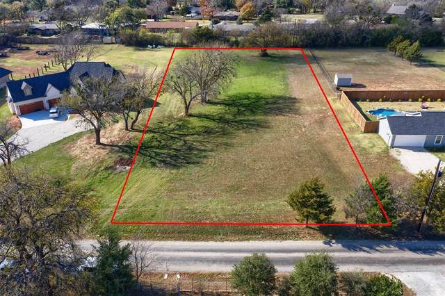 Lot 5 Lakeview Drive, Denison, TX 75020 (MLS #14477181) :: Keller Williams Realty