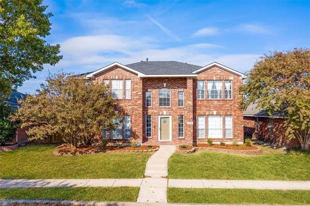 7718 Coral Way, Rowlett, TX 75088 (#14477199) :: Homes By Lainie Real Estate Group