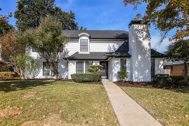 3209 Sailmaker Lane, Plano, TX 75023 (MLS #14477201) :: Real Estate By Design