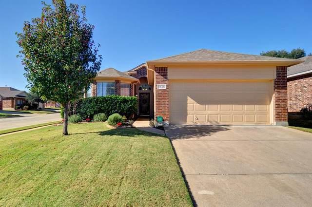 1140 Blackburn Drive, Fort Worth, TX 76120 (MLS #14477203) :: The Kimberly Davis Group