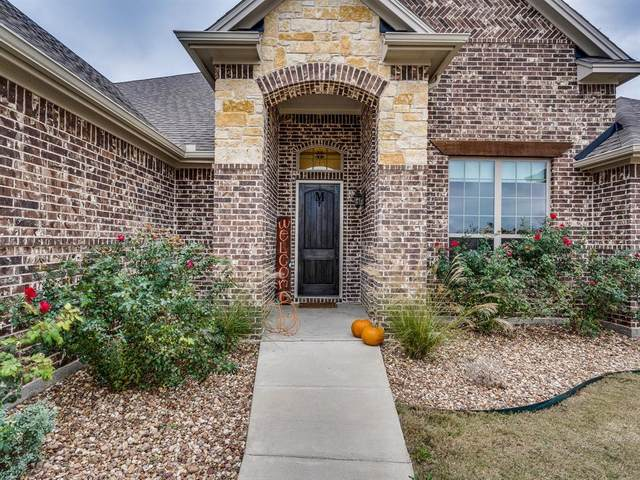 126 Taylor Ridge Drive, Waxahachie, TX 75167 (MLS #14477212) :: The Mauelshagen Group
