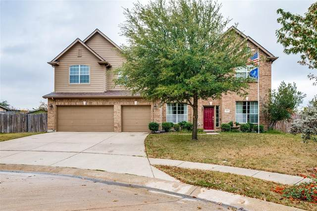 1009 York Court, Forney, TX 75126 (MLS #14477223) :: RE/MAX Landmark