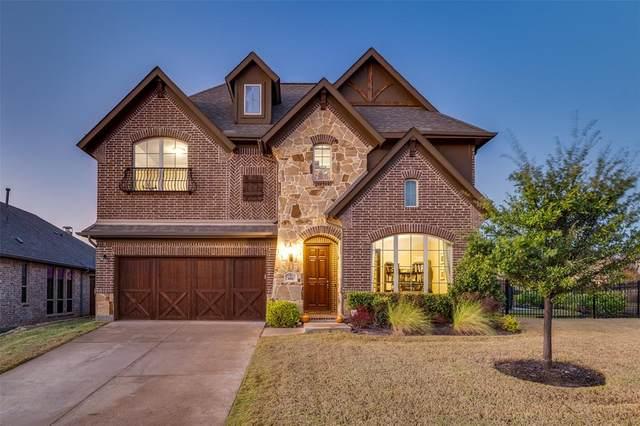 880 Barbelle Avenue, Frisco, TX 75036 (MLS #14477238) :: The Rhodes Team