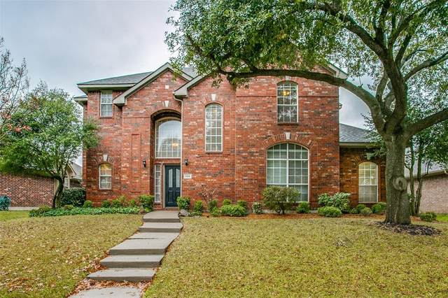 306 Solano Drive, Allen, TX 75013 (MLS #14477241) :: The Mauelshagen Group