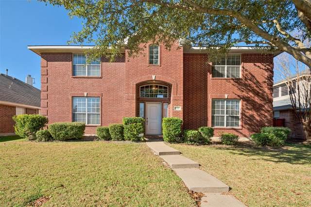 3808 Smoke Tree Lane, Mckinney, TX 75070 (MLS #14477255) :: The Heyl Group at Keller Williams