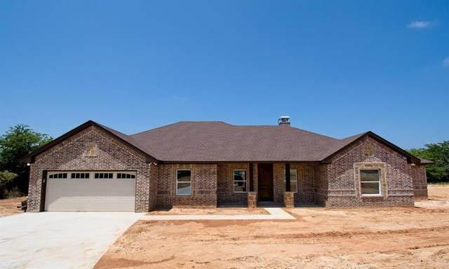 Lot 8 Whitt Road, Perrin, TX 76486 (MLS #14477285) :: The Heyl Group at Keller Williams