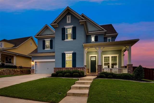 941 Mistletoe Drive, Lantana, TX 76226 (MLS #14477288) :: Frankie Arthur Real Estate