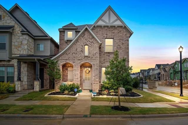 261 Harbor Hills Drive, Flower Mound, TX 75028 (MLS #14477299) :: EXIT Realty Elite