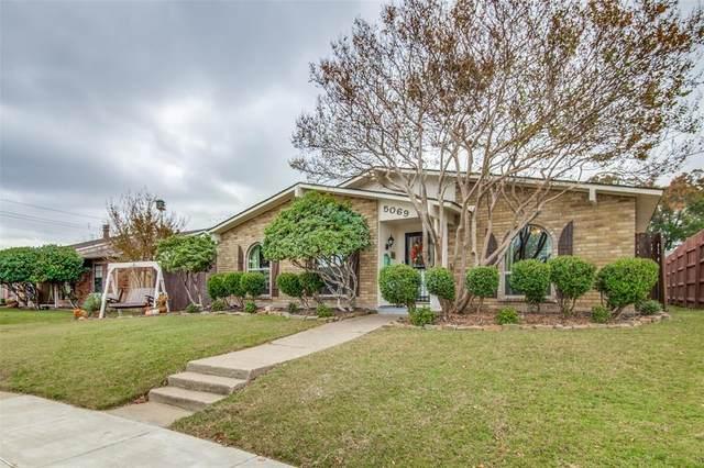 5069 Walker Drive, The Colony, TX 75056 (MLS #14477302) :: Jones-Papadopoulos & Co