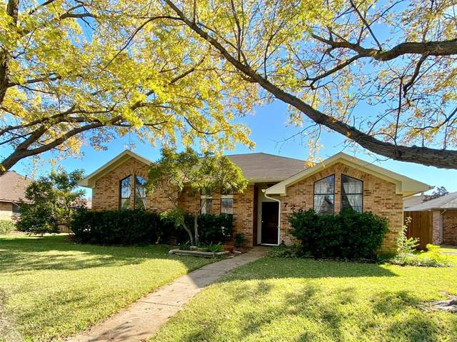 729 Sparrow Lane, Coppell, TX 75019 (MLS #14477303) :: RE/MAX Landmark