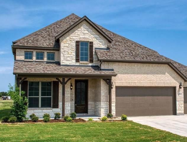 517 Thompson Drive, Van Alstyne, TX 75495 (MLS #14477306) :: Robbins Real Estate Group