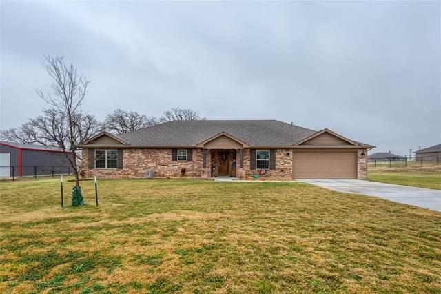 104 Springwood Ranch Loop, Springtown, TX 76082 (MLS #14477320) :: The Mauelshagen Group