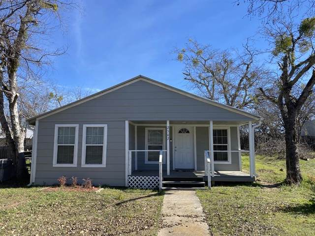 2502 2nd Avenue, Mineral Wells, TX 76067 (MLS #14477325) :: RE/MAX Pinnacle Group REALTORS