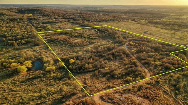 616 Spring Creek Road, Bowie, TX 76230 (MLS #14477340) :: The Kimberly Davis Group