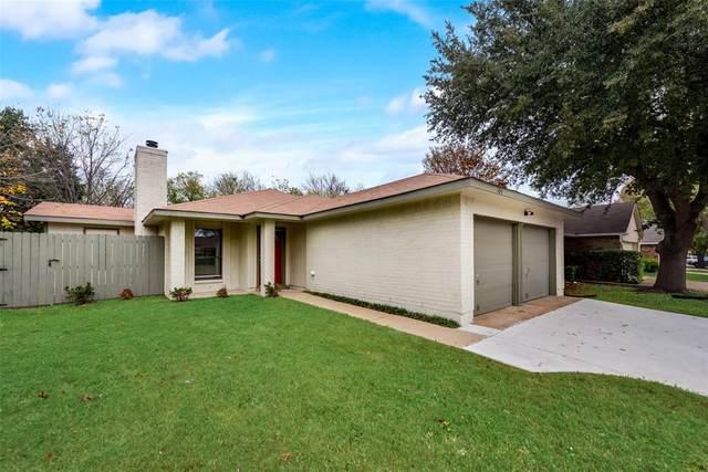 105 Caprock Drive, Arlington, TX 76018 (MLS #14477374) :: Robbins Real Estate Group