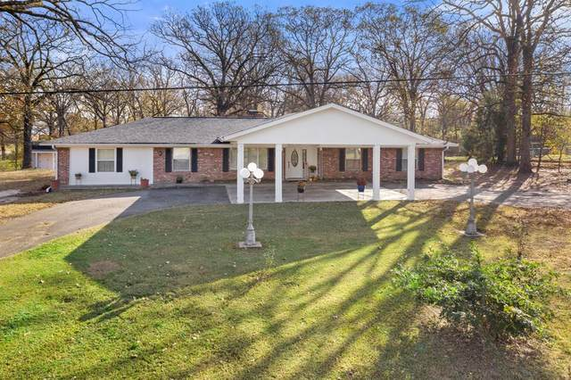 2686 Fm 1402, Mount Pleasant, TX 75455 (MLS #14477378) :: The Kimberly Davis Group