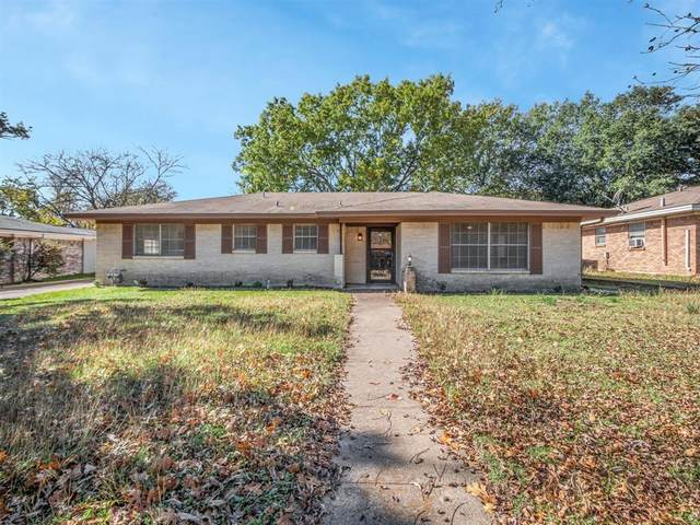 602 N 38th Street, Corsicana, TX 75110 (MLS #14477385) :: The Mauelshagen Group